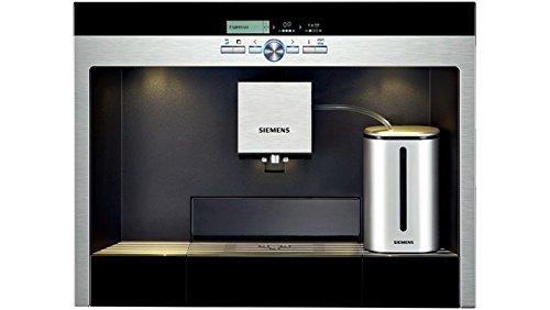 Siemens TK76K573 Einbau-Kaffeemaschine / Edelstahl / aromaPressure / sensoFlow