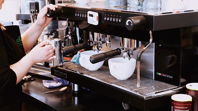 Die Vorteile einer Kaffeemaschine am Arbeitsplatz